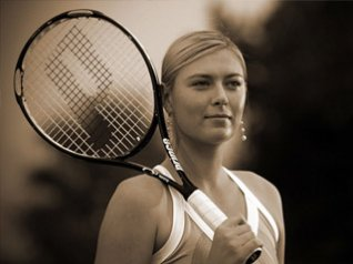 <b>Maria Sharapova wallpaper</b>