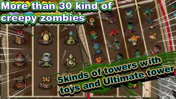 <b>ZOMBIES VS TOYS 1.00.07 for blackberry 10 game</b>