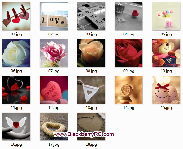 <b>2014 Valentine's Day Wallpaper Pack</b>