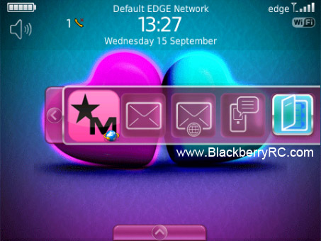 <b>3D Hearts for blackberry 9000 themes</b>