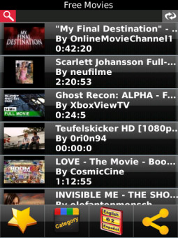 <b>Movietube 1.0.50 - Movies For Youtube</b>