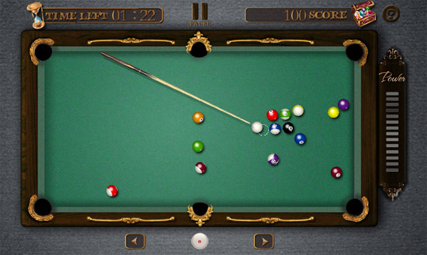 <b>Pool Billiards Pro 2.49 for BlackBerry 10 game</b>