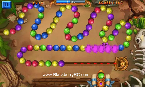 <b>Marble Legend Pro 1.1.1 for BlackBerry 10 game</b>