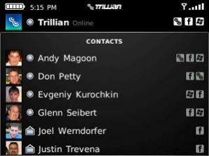 <b>TRILLIAN CHAT apps ( os5.0-os6.0 )</b>