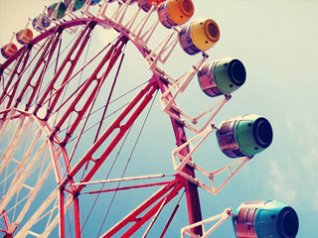 Ferris Wheel wallpaper