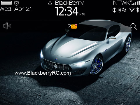 <b>Maserati Alfieri 2014 blackberry theme(9700,9780,</b>