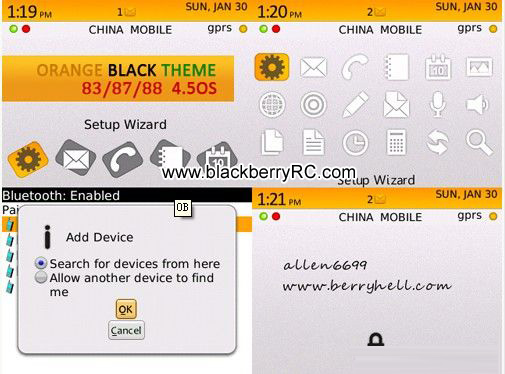 <b>Orange Black theme(83xx,87xx,88xx os4.5 themes)</b>