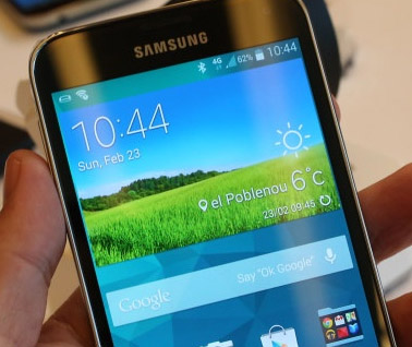 <b>Samsung Galaxy S5 comes with six alarm tone</b>