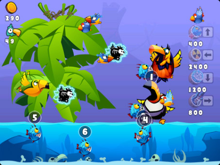 <b>Fish Rumble blackberry games</b>