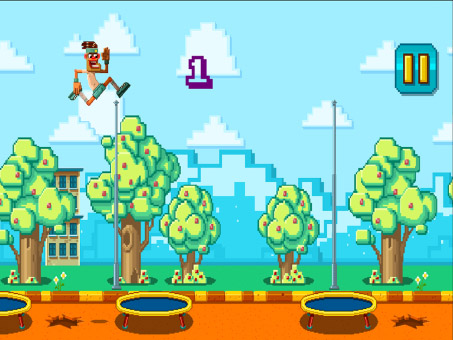 <b>Flappy Athlete 1.0 for q10 game</b>