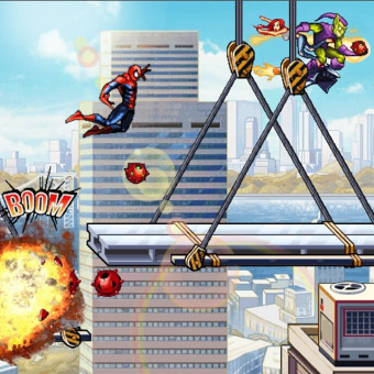 <b>Spider-Man: Ultimate Power 2.0</b>