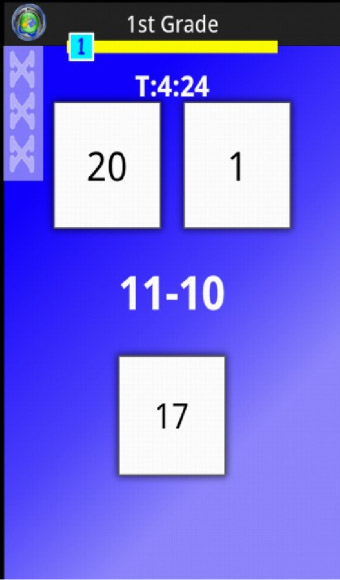 <b>Math Squared for BlackBerry 10 games</b>