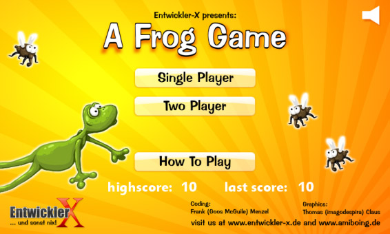 <b>A Frog Game 1.0</b>