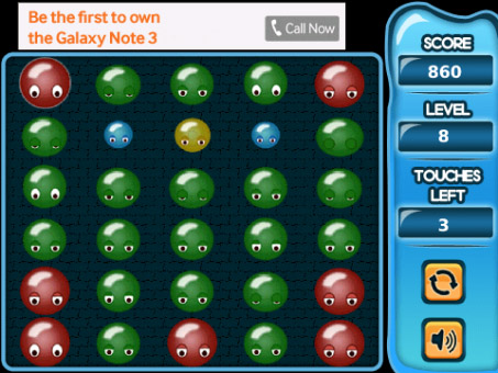 Bubble Burst v1.1.4 for bb 99xx bold games