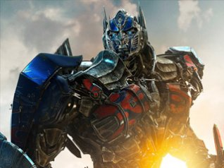 <b>Transformers Age of Extinction</b>