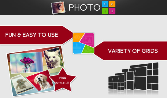 <b>Photo Grid v2.2.1 for blackberry os5.0-7.1 apps</b>