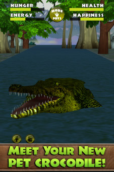 <b>Virtual Pet Crocodile 1.0.0.1</b>