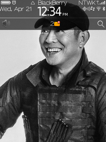 <b>The Expendables 3 for 9800 torch themes</b>
