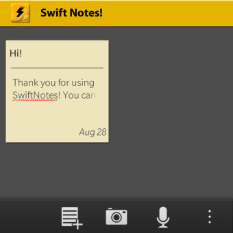 Swift Notes!