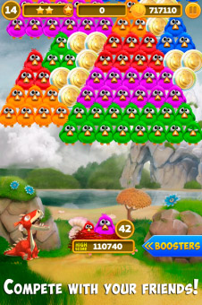 <b>Bubble Birds 4 for blackberry game</b>
