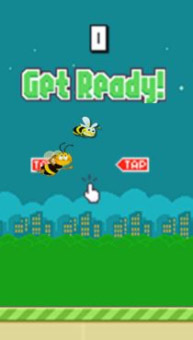 <b>Flappy Bee for blackberry 10</b>