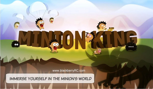 <b>Minion King v1.0 for BlackBerry 10 Games</b>