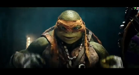 <b>Shell Shocked (Teenage Mutant Ninja Turtles)</b>