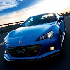 <b>Blue Car 1280x1280, 720x720 wallpapers</b>
