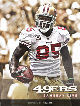 49ers Gameday Live 2.3