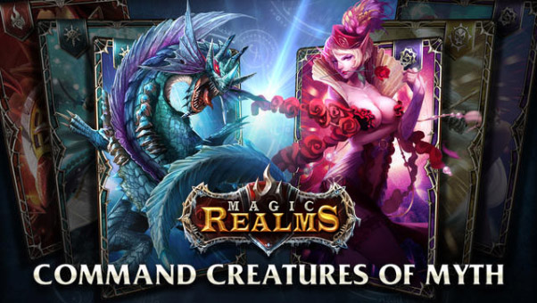 <b>Magic Realms 1.7.3.7 for blackberry passport</b>