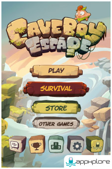 <b>Caveboy Escape 1.3.0.6 for passport games</b>