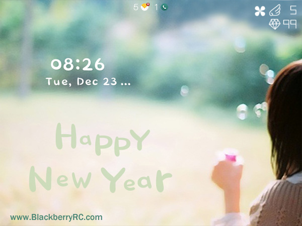 <b>Happy New Year 2014 for BB 9000,89xx themes</b>