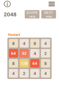 <b>2048 Puzzle 1.0.2 Free download</b>