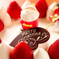 <b>Merry Christmas Strawberry Dessert</b>