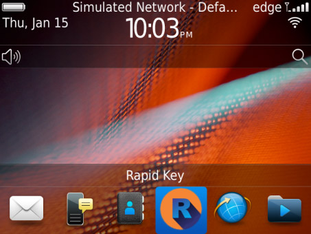 <b>Rapid Key 1.8.7 for BB OS5.0-7.0 APPS</b>