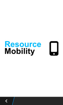 <b>Resource Mobility Site 1.0.1</b>