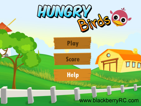 <b>Hungry Birds 2.2 for 99xx bold themes</b>