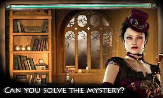 <b>Hidden Objects: Garden Mystery for blackberry 10 </b>