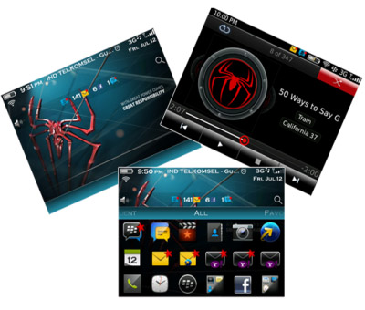 <b>The GR Spider 9900,9930,9981 themes</b>
