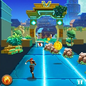 <b>Danger Dash 2.0 FOR 99xx bold games</b>