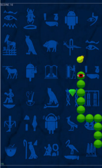 <b>Gravity Worm 1.0.2 for bb Q10, Playbook games</b>