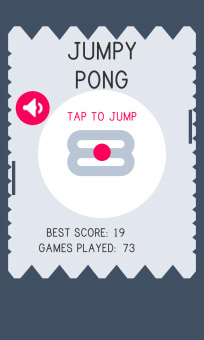 <b>Jumpy Pong 1.0.0.1 for blackberry z10 games</b>