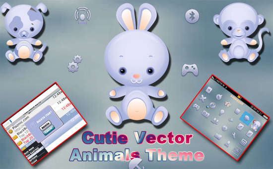 <b>Cutie Cartoon Animals 99xx free download</b>