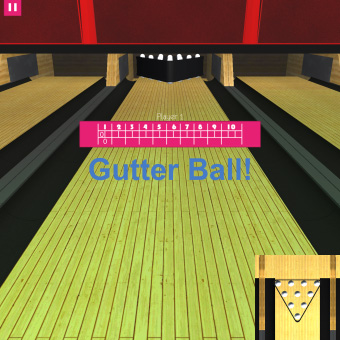 <b>Simply Bowling 1.2 for blackberry leap games</b>