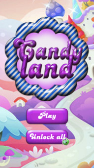 <b>CandyLand Crush - Free Match 3 Puzzle Game</b>