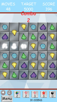 Doodle Diamonds 1.0.2 for BB Leap games