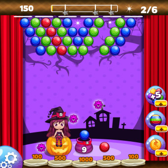 <b>Bubble Shooter 1.0 for classic, passport game</b>