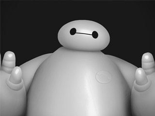 <b>Big Hero 6 Baymax blackberry wallpaper</b>