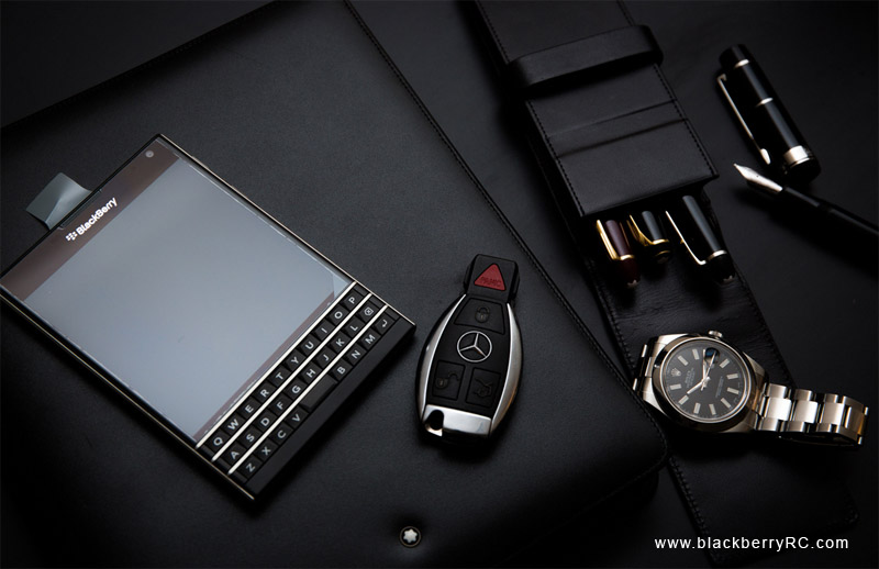 <b>Blackberry Passport built-in ringtones</b>