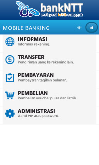 <b>bankNTT Mobile Banking 1.0 for Q10,Q5 apps</b>